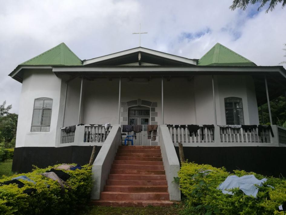 Missionary Haus Shighatini Mwanga